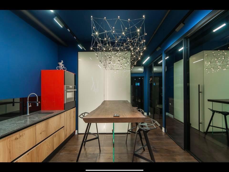 Креативная гостевая студия 33м в ЖК Лайнер на Ходынке.