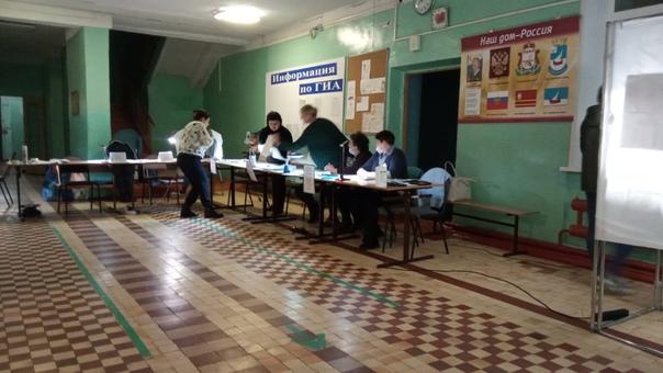 #Выборы2021 #Регион67 #ГагаринскийрайонТретий день...