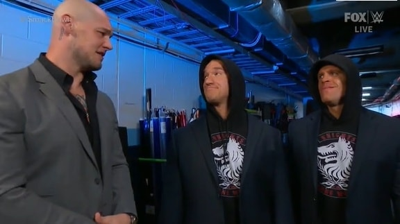 SmackDown 11.12.20, изображение №10