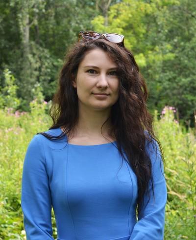 Evgenia Baranova, Moscow