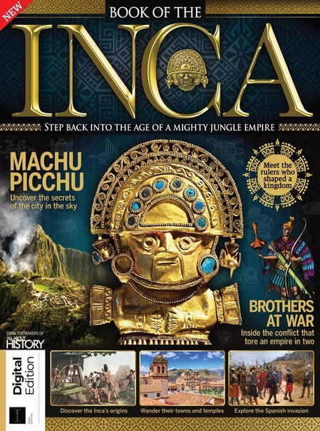 Book of the Inca First Edition 2021