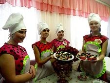 Кулинарные шедевры из Боринского онлайн видела вся страна