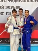 Спортсмены Тюменской области приняли участие в Первенстве УФО по спортивной борьбе в дисциплине грэпплинг и грэпплинг-ги, которое проходило 2-3 мая в г.Челябинск.6