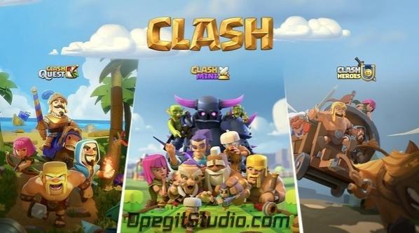 А какая игра вам понравилась больше всего? #CQ@supercell_studio
