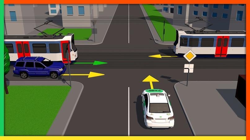 Как правильно проезжать перекрестки?, изображение №2