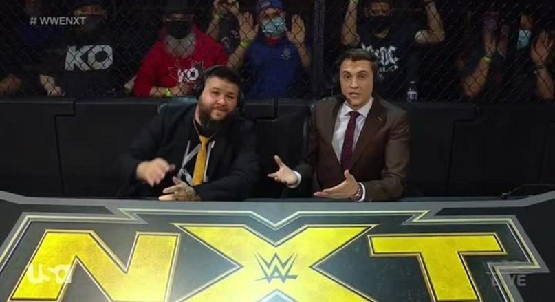AEW Dynamite и NXT 25.11.20, изображение №10