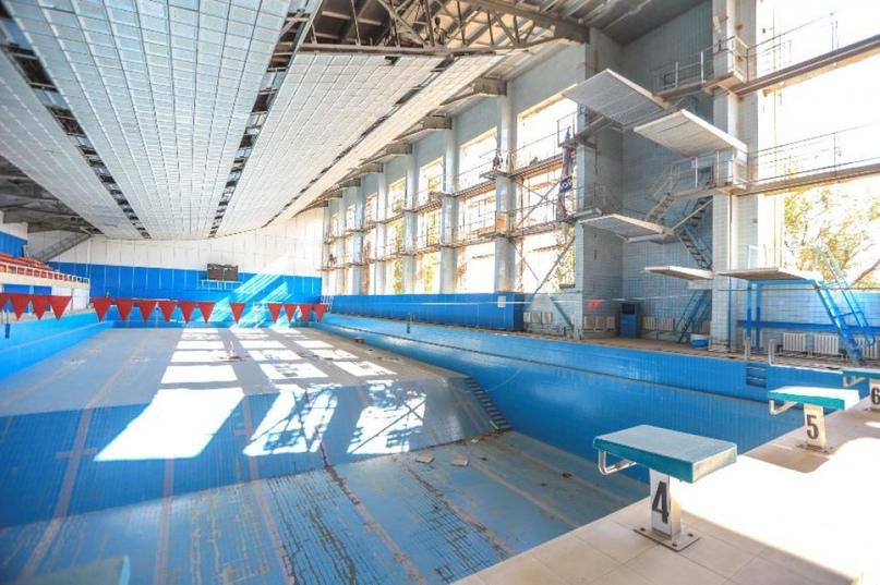 Бассейн «Волна» станет одним из лучших в Оренбуржье после 4-летнего ремонта