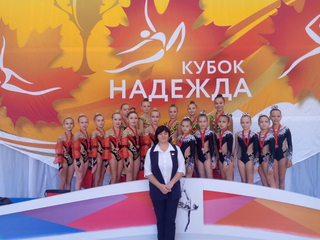 Можгинские гимнастки порадовали своими успехами!