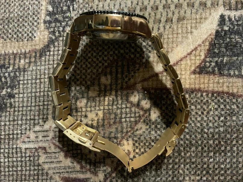 Купить мужские наручные ЧАСЫ в жёлтом | Объявления Орска и Новотроицка №15854