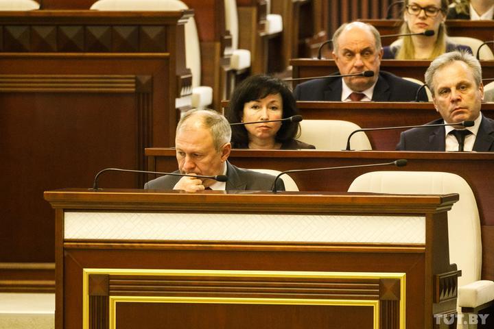 Румас прокомментировал задержание банкиров и свои планы, в том числе политические