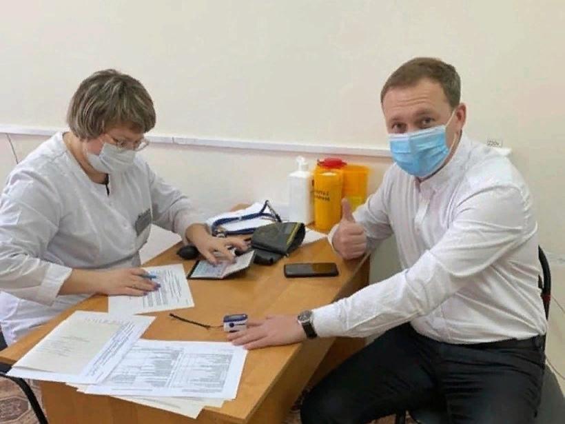Вакцинация от коронавируса в Тольятти идет полным ходом
