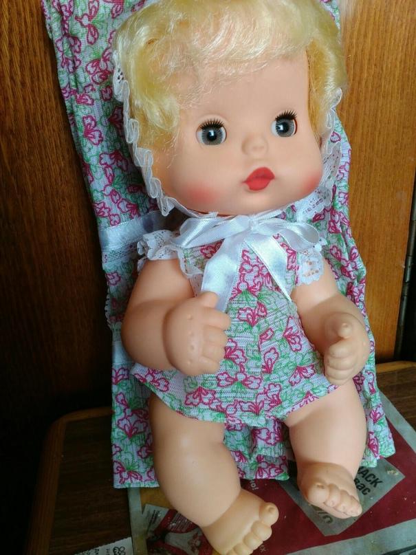 Кукла , резиновые ножки и ручки. Новая в | Объявления Орска и Новотроицка №23547