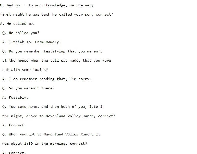 Агония хейтеров Майкла Джексона, изображение №102