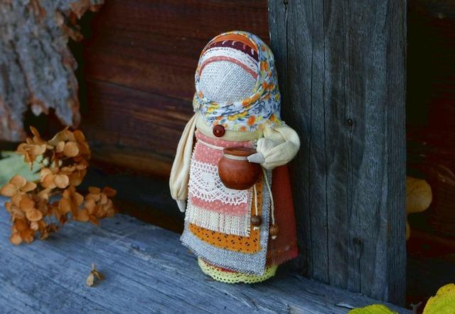 Славянская Берегиня - мастер-класс, Как сделать славянскую куклу Берегиню своими руками, Славянская обережная кукла Берегиня рода (старообрядческая),