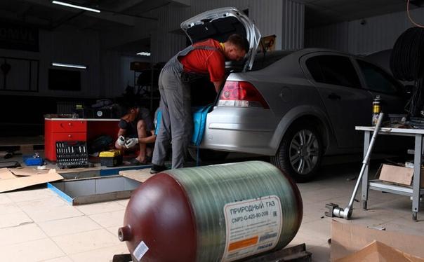 В Якутии автомобилистам предоставят субсидию на перевод транспорта на газ