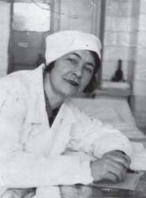 Розанова А.С., 50-е гг.
