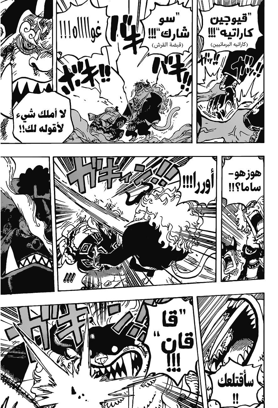 one piece arab 1018, image №15