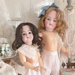 Нижнее бельё для большой куклы своими руками - МК и идеи