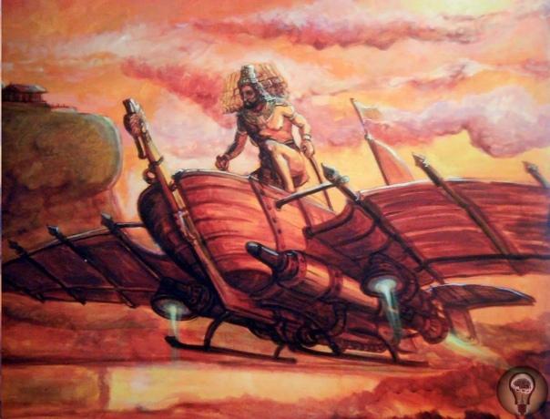 Космодром демона Раваны: новые следы НЛО в Индии Когда мы сталкиваемся с каким-то одним примечательным объектом, можем списать это на случайность, игру воображения. Но если таких объектов два