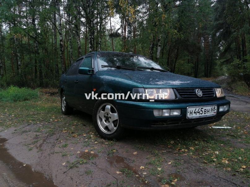 Volkswagen Passat 2.8 174 л. с.  МТ, 1995, 377 000 км