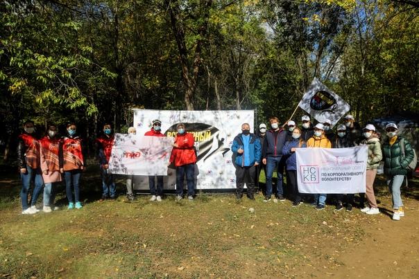В Самаре корпоративные волонтеры присоединились ко...