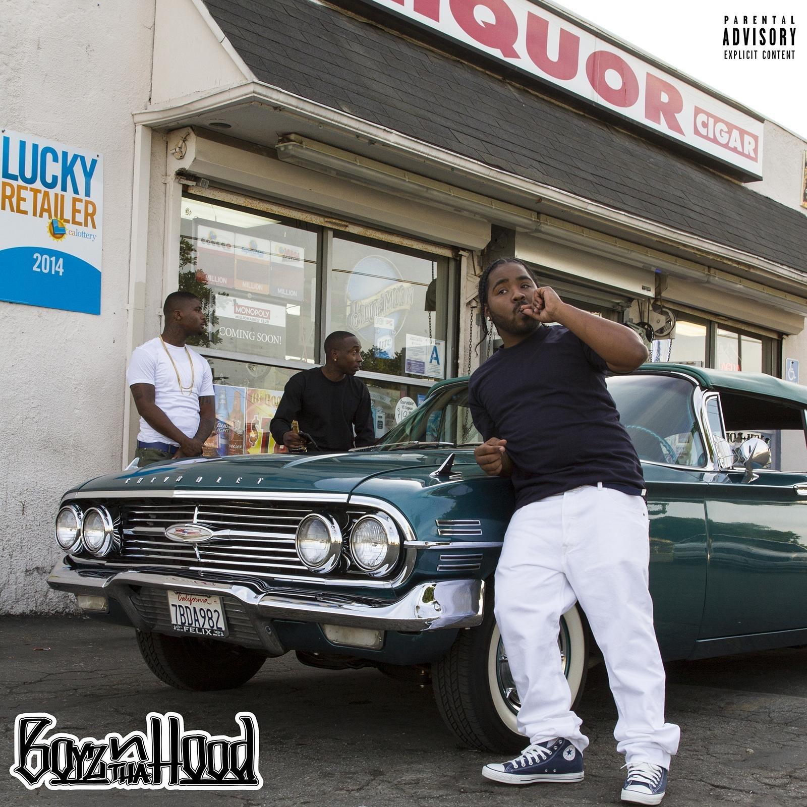 BH album Boyz N Tha Hood