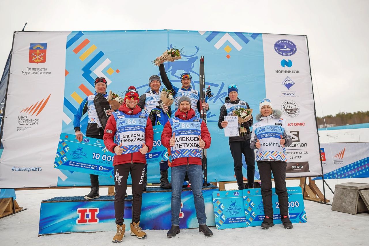 Победитель соревнований Максим Черезов не успел выйти на награждение...