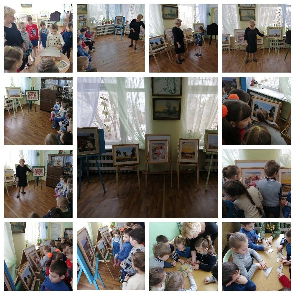 Завершился проект «Музею в детском саду — быть», в котором участвовал Петровский район