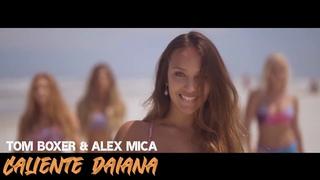 Tom Boxer & Alex Mica - Caliente Daiana (lyric video)