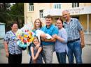 Видеосъемка и фотосъемка выписки из роддома в Хабаровске