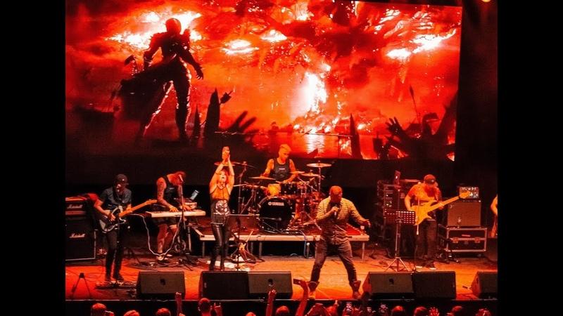 Павел Пламенев Ночь перед боем концерт в ГЛАВCLUB 2019 года