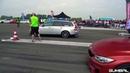 740HP BMW M4 vs 950HP Audi RS7 Coupé vs 500HP Volvo V50 T5 Авто