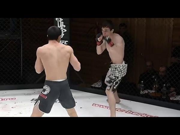 ACB 4 German Barsegyan vs. Ismail Mazhiev