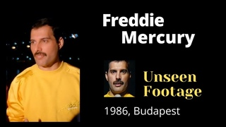 Freddie Mercury - Unseen Footage/Roger Taylor's birthday party, Budapest