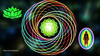 4-я Чакра - Анахата 528 Гц | Целительные Звуки | 4th Chakra - Anahata 528 Hz | Healing Sounds