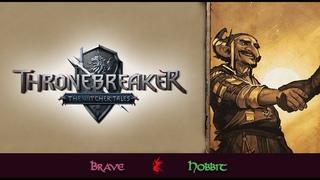 Thronebreaker: The Witcher Tales - Прохождение #38: Барнаба 😢