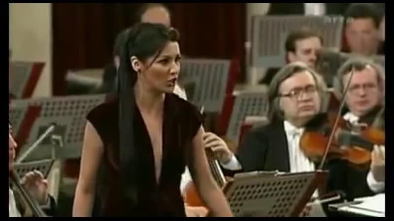 00 2 Анна Нетребко Доницетти Лючия ди Ламмермур ария Лючии