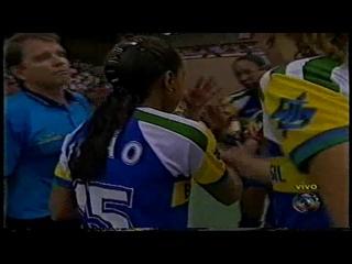 Gran Prix de Voleibol Feminino 1999 Final Brasil vs Rússia