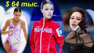 Чемпионат мира 2021 по Фигурному катанию - Призовой фонд. Щербакова, Трусова, Туктамышева