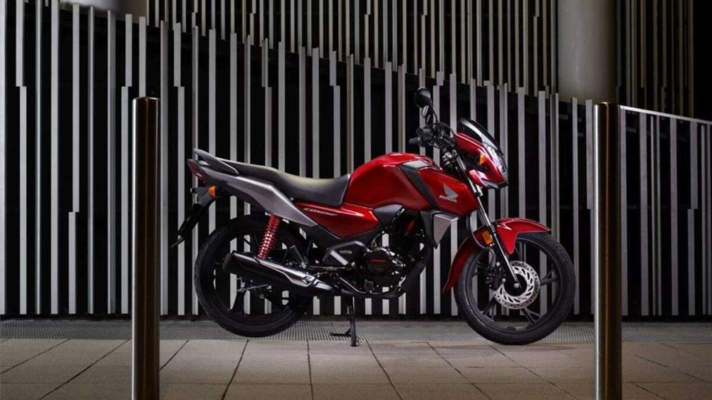 Мотоцикл Honda CB125F 2021