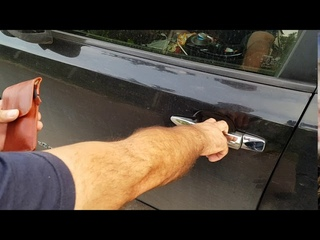 """Экранирующий чехол-новинка от """"Чекран"""" - универсальный карман Minipocket. Проверяем на электромобиле"""