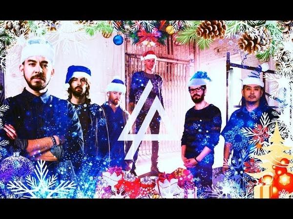Новогоднее видеообращение от руководителей фан-сообществ Linkin Park ВКонтакте 2020