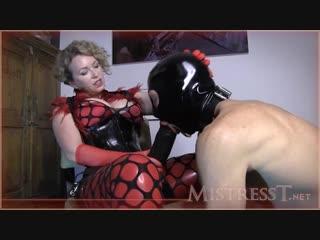 Mistress t strapon-worship your superior goddess
