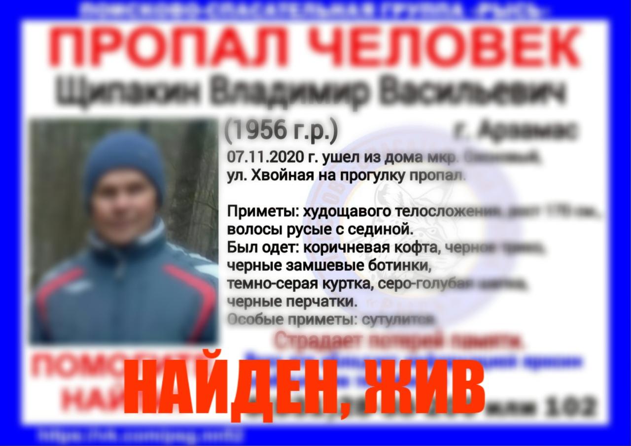 Щипакин Владимир Васильевич