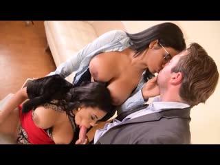 Sheila Ortega Kesha Ortega threesome ddfnetwork Big Butt blowjob hardcore Big tits milf brazzers wife stepmom anal ass blow job