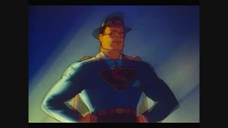 Супермен - Secret Agent (1941)