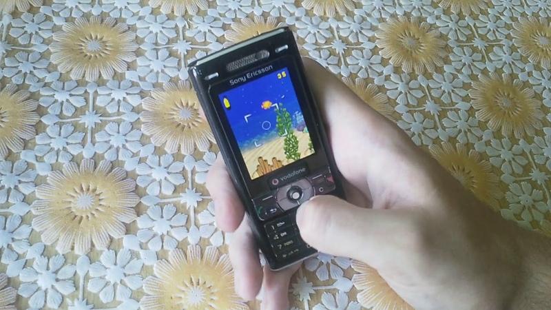 Sony Ericsson K800i спустя 14 лет Часть 2