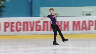 Фёдор СУДАКОВ  КР 2018-2 ,  КMС ПП