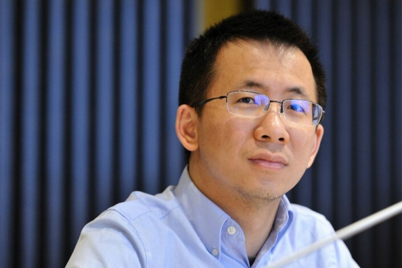 Чжан Имин