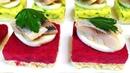 Новогоднее меню 2020! 6 Быстрых и вкусных рецептов и ваш стол будет самым вкусным!